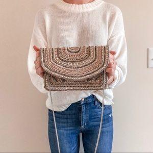Handbags - Small beaded bag